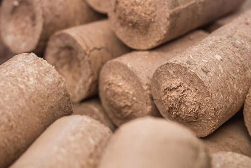 vendita tronchetti pressati legno di faggio